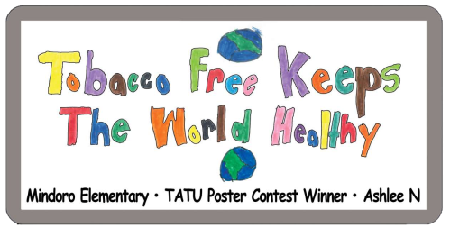 2012-13 Tobacco Free Poster Winner copy