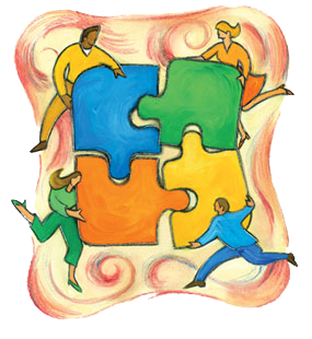 real colors puzzle