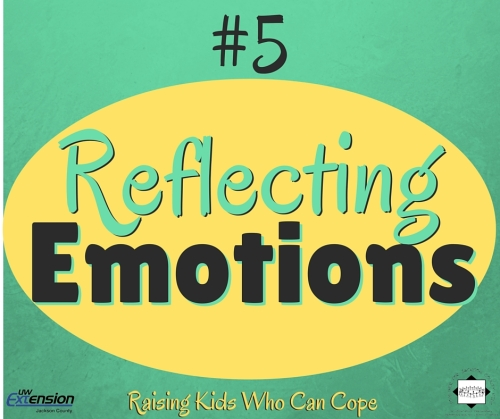 Reflecting Emotions. Episode #5 - Raising Kids Who Can Cope